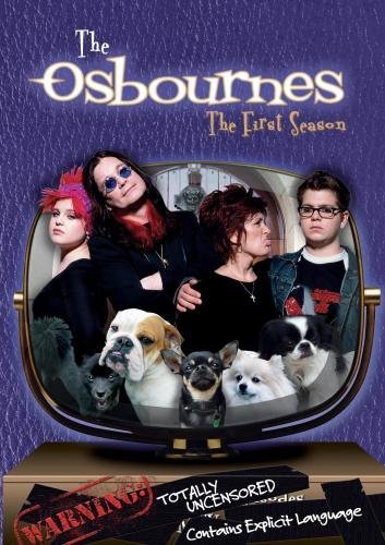 Osbournes Season 1 Clr Nr Uncensored