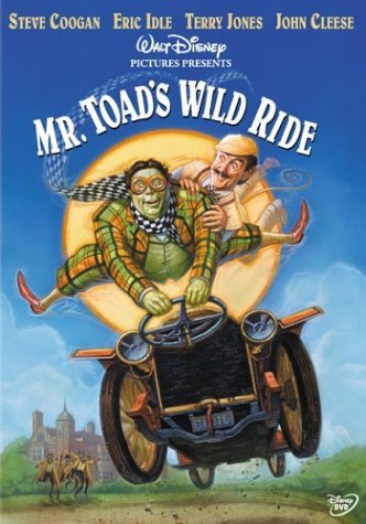 Mr Toad's Wild Ride Jones Idle Cleese Clr Pg