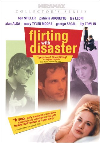 Flirting With Disaster Stiller Arquette Leoni Alda Clr R Coll. Ed