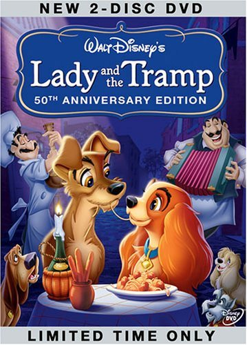 Disney Lady & The Tramp Clr Chnr 2 DVD Spe