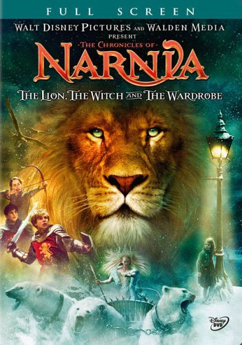 Chronicles Of Narnia Lion Witch & The Wardrobe Henley Moseley Keynes Winstone Everett Swinton DVD Pg Fs