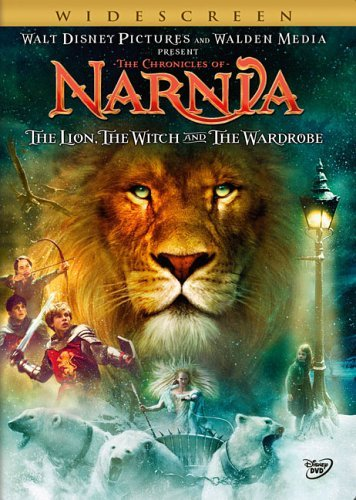 Chronicles Of Narnia Lion Witch & The Wardrobe Henley Moseley Keynes Winstone Everett Swinton DVD Pg Ws