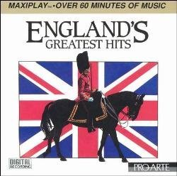 England's Greatest Hits Pomp & Circumstance Messiah Ov