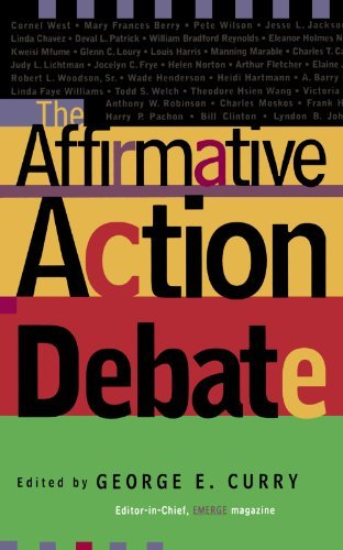 George Curry The Affirmative Action Debate
