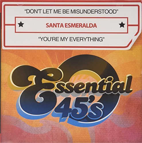 Santa Esmeralda/Don'T Let Me Be Misunderstood/@Cd-R@Digital 45