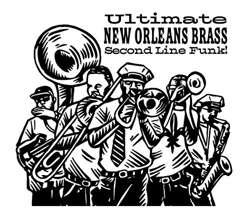 Various Artist Ultimate New Orleans Brass