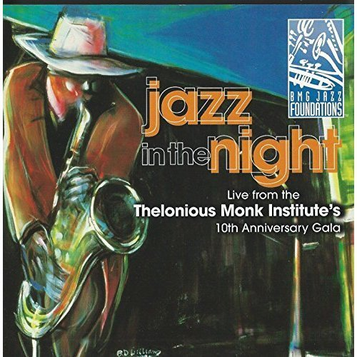 Thelonious Monk Jazz In The Night Live From The Thelonious Monk I