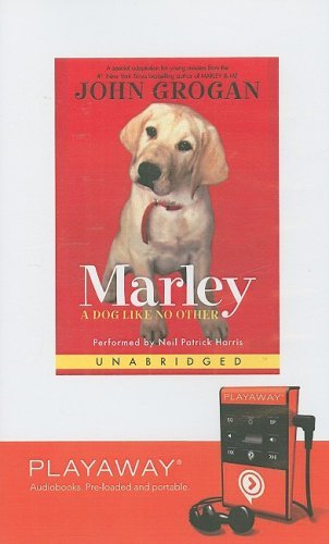 John Grogan Marley A Dog Like No Other [with Headphones] Play Away
