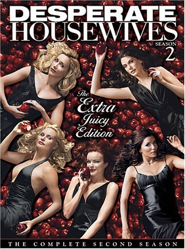 Desperate Housewives Season 2 DVD