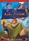 Emperor's New Groove Disney DVD G