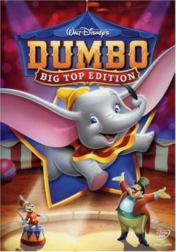 Disney Dumbo Big Top Edition Clr Nr