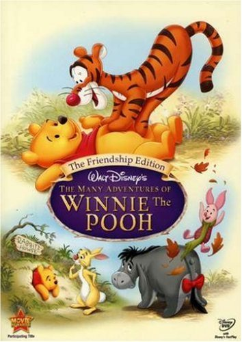 Winnie The Pooh Many Adventures Of Winnie The Friendship Ed. Nr