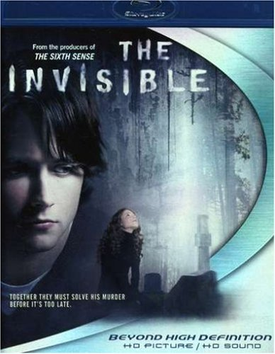 Invisible Invisible Blu Ray Ws Pg13