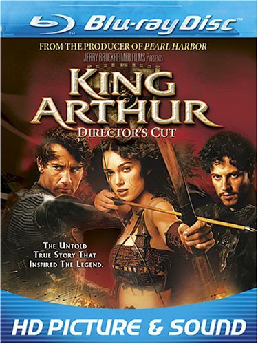 King Arthur King Arthur Blu Ray Ws Extended Directors Nr Unrated