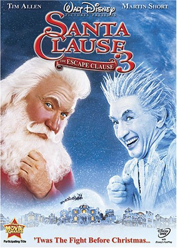 Santa Clause 3 The Escape Clause Allen Short Mitchell Ws Allen Short Mitchell