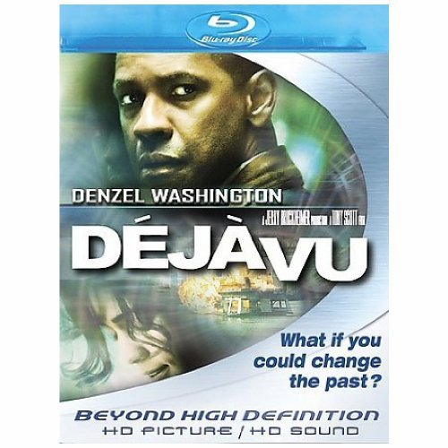 Déjà Vu Washington Denzel Blu Ray Ws Pg13