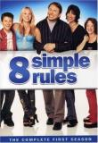 8 Simple Rules 8 Simple Rules Season 1 Ws Tvpg 3 DVD