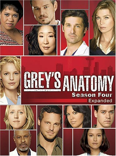 Grey's Anatomy Season 4 DVD Nr