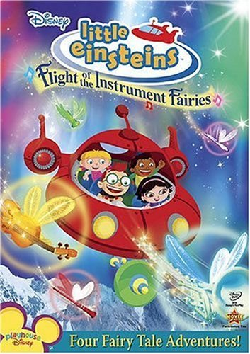 Flight Of The Instrument Fairi Little Einsteins Nr
