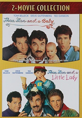 Three Men & A Baby Three Men & A Little Lady Double Feature DVD Nr