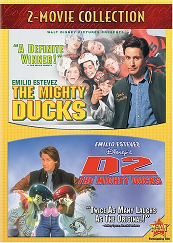 Mighty Ducks D2 Mighty Ducks 2 Double Feature DVD Pg