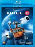 Wall E Disney Ws Blu Ray G 2 DVD