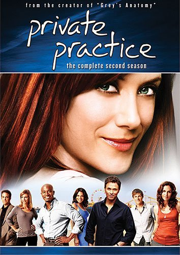 Private Practice Season 2 DVD Pg13
