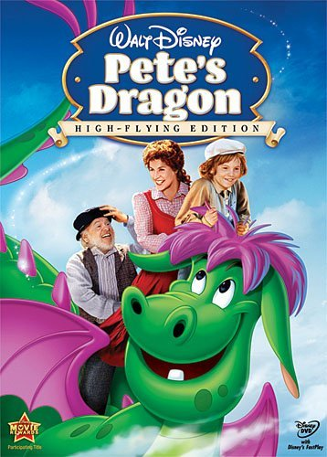 Pete's Dragon (1977) Disney DVD G Ws