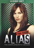 Alias Season 5 DVD