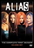 Alias Season 1 DVD