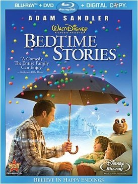 Bedtime Stories (2009) Sandler Cox Pearce