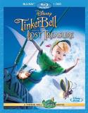 Tinker Bell & The Lost Treasure Disney Blu Ray Nr Ws