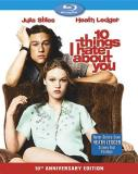 10 Things I Hate About You Stiles Ledger Levitt Blu Ray Pg13