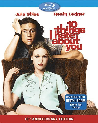 10 Things I Hate About You 10 Things I Hate About You Blu Ray Ws Pg13