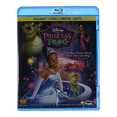 Princess & The Frog Princess & The Frog Blu Ray Ws G Incl. DVD Dc