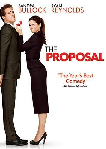 Proposal Bullock Reynolds DVD Pg13 Ws