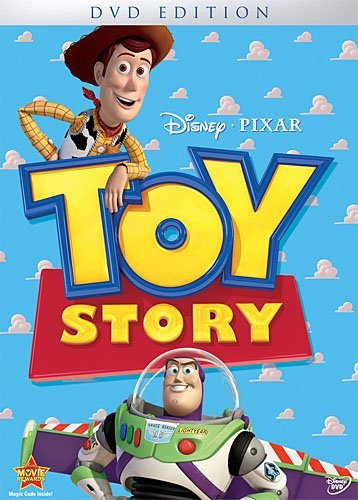 Toy Story Disney DVD G Ws