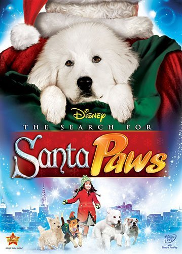 Search For Santa Paws Maher Pettis DVD G