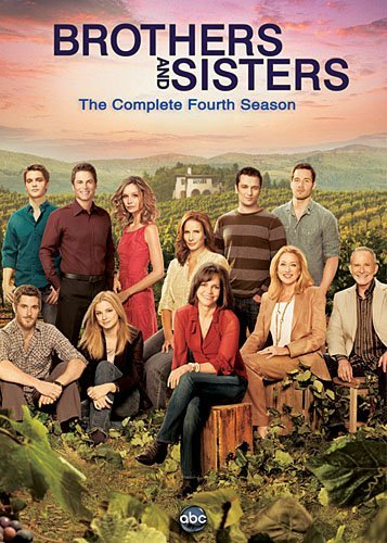 Brothers & Sisters Season 4 DVD