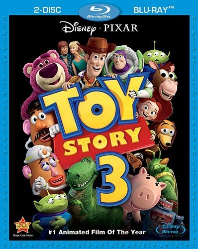 Toy Story 3 Toy Story 3 Ws Blu Ray G 2 DVD