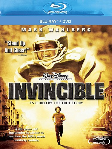 Invincible (2006) Invincible (2006) Blu Ray Ws Pg Incl. DVD