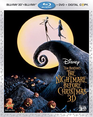 Nightmare Before Christmas 3d Nightmare Before Christmas 3d Ws Blu Ray Pg Incl. DVD & Digital Copy