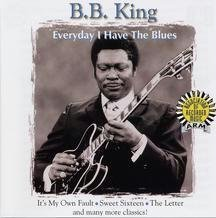 B.B. King Everyday Day I Have The Blues Arm Series