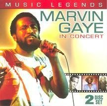 Marvin Gaye In Concert Incl. DVD Music Legends