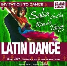 Invitation To Dance Latin Dance Incl. DVD Elements Sights & Sounds