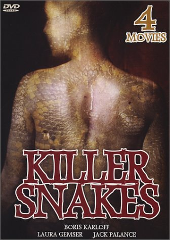 Movie Set Killer Snakes Clr Nr 4 On 2