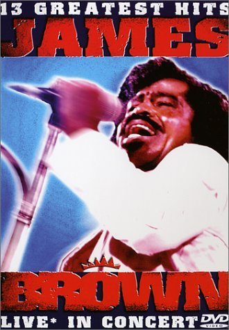 James Brown Live In Concert