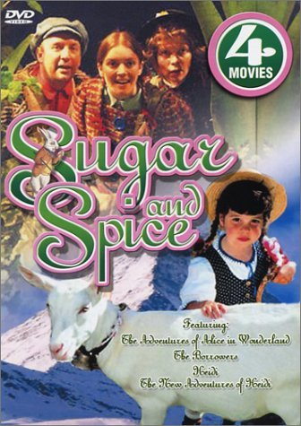 Movie Set Sugar & Spice Clr Nr 2 DVD