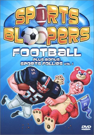 Sports Bloopers Football Clr Nr 2 DVD