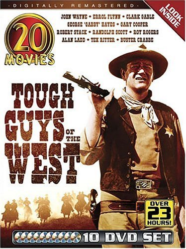 Movie Set Tough Guys Of The West Clr Nr 20 On 10